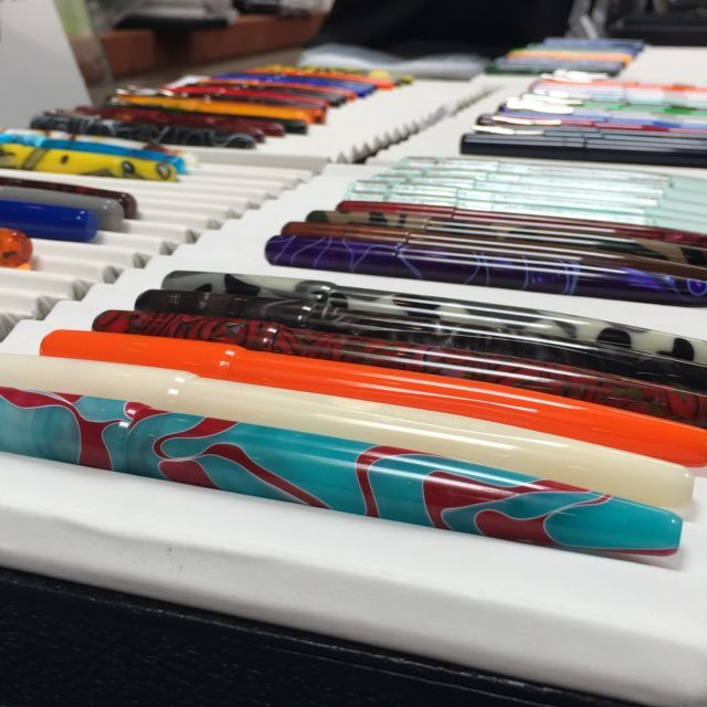 Chicago PEN SHOW 2017.